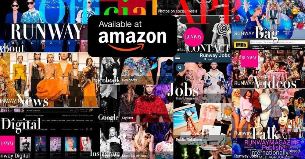 Runway Magazine Official app on Amazon