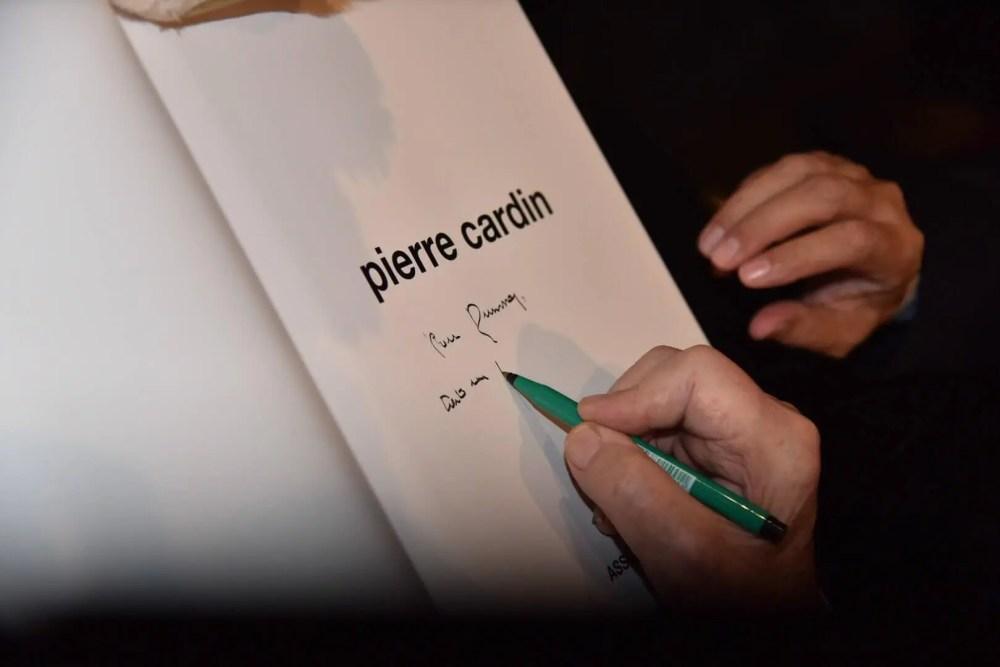 Pierre Cardin for Runway Magazine