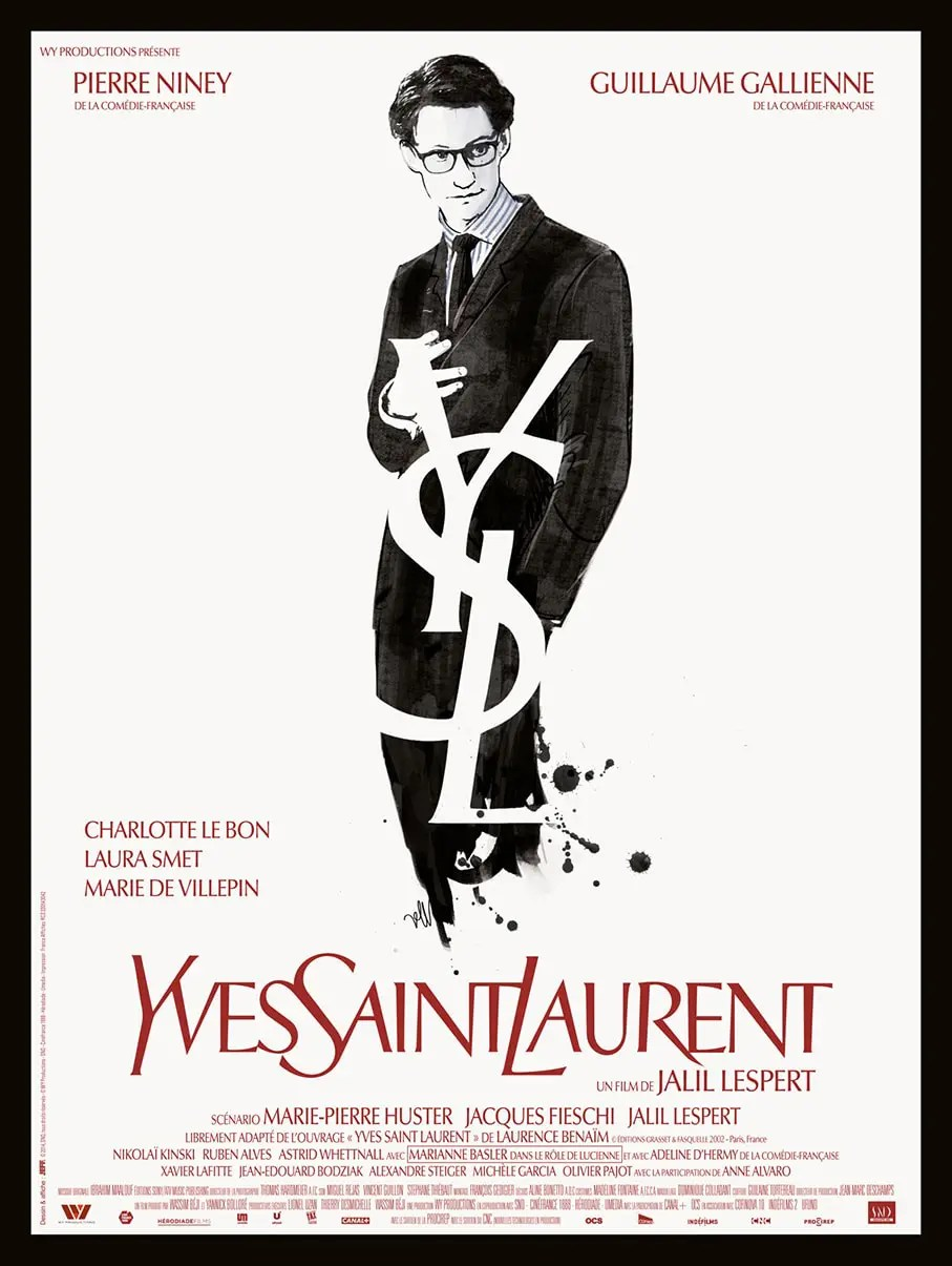 Yves Saint Laurent by Runway Magazine