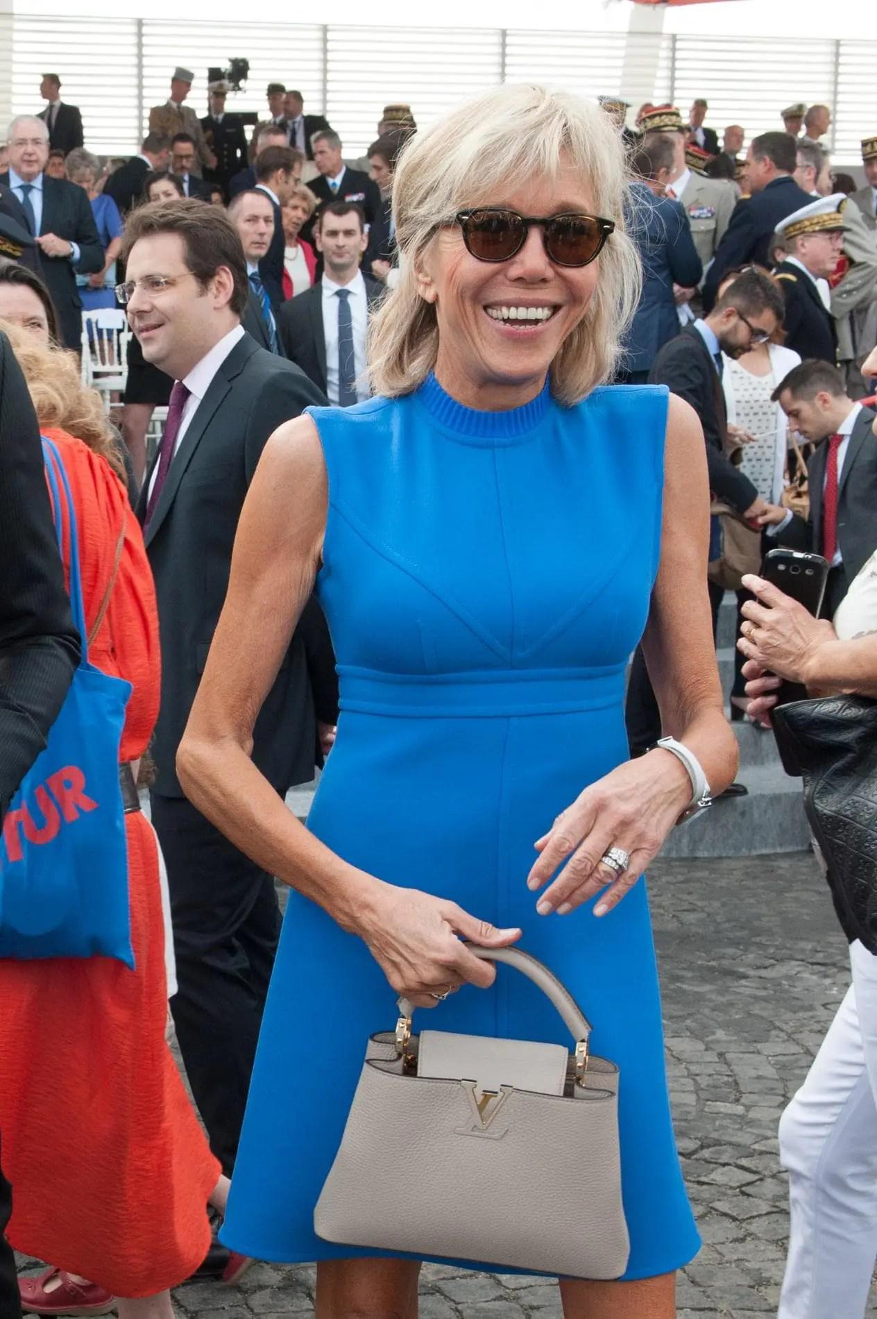 Royal Presidential Fashion! First Fashion Lady Of France