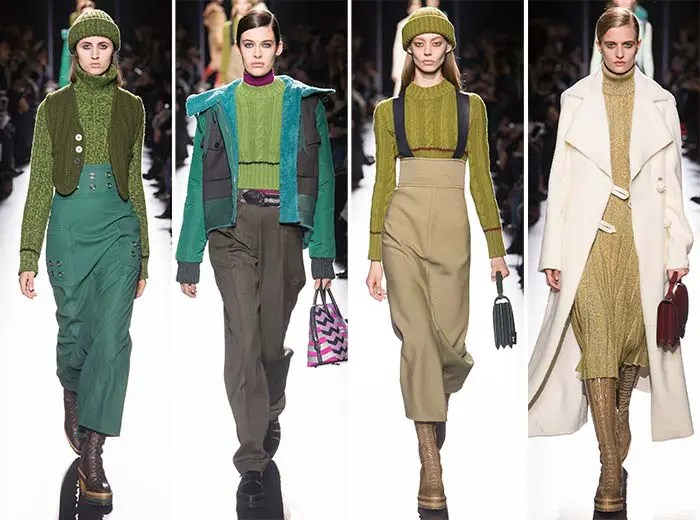 Hermes Fall Winter 2017 2018 Paris Fashion Week Official Runway Magazine