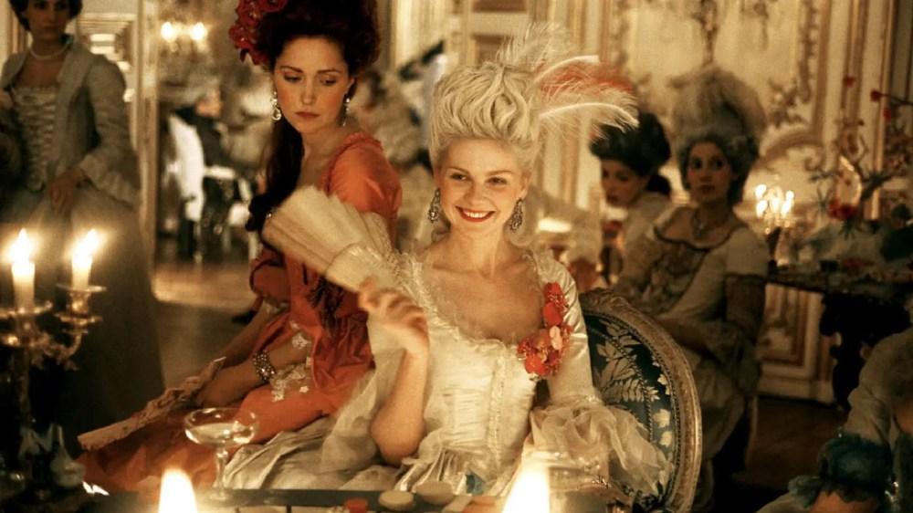 marie-antoinette-rose-byrne-kirsten-dunst-Runway-Magazine Versailles and Fashion