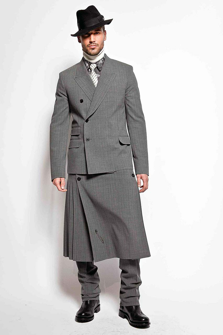 scottish-fashion-kilt-grey-kilt-runway-magazine