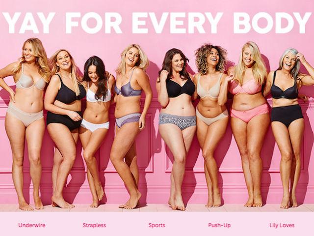 Target Australia Body Positive Valentines Ad