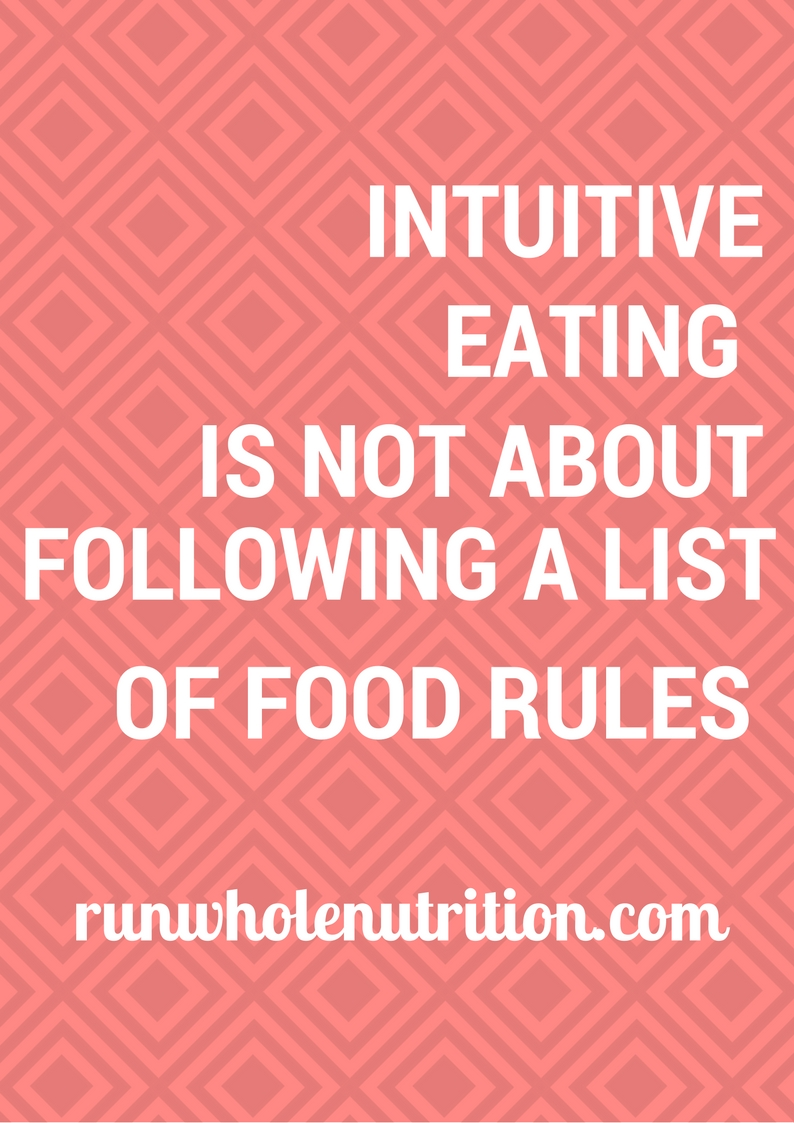 Runwholenutrition.com | Intuitive eating dietitian