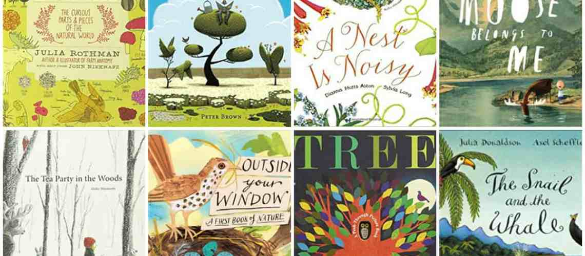 beautiful nature books for kids