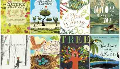 beautiful nature books for kids