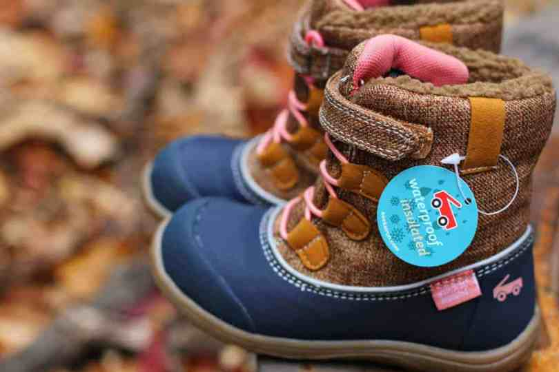 See Kai Run waterproof insulated boots for kids