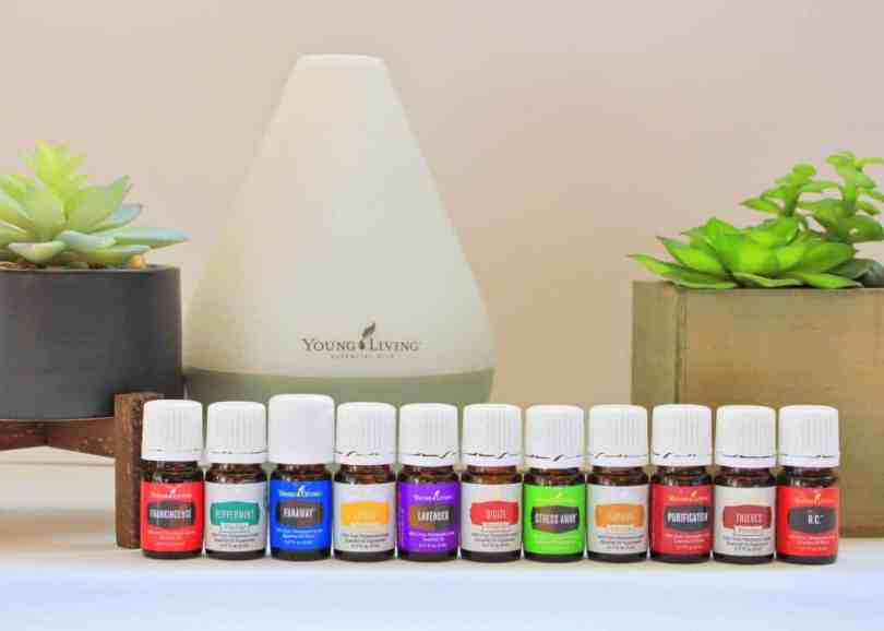 beginners guide to essential oil recipes for moms