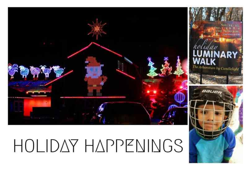 Holiday Activities in Overland Park