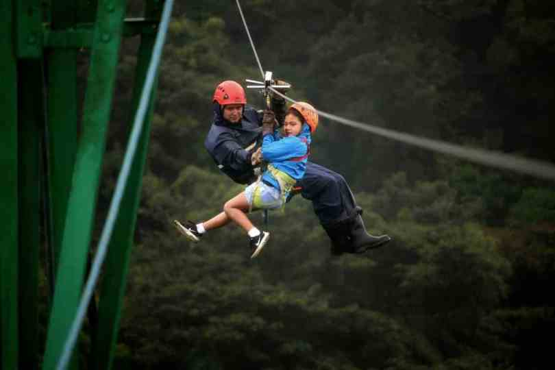 family-friendly travel: costa rica with kids