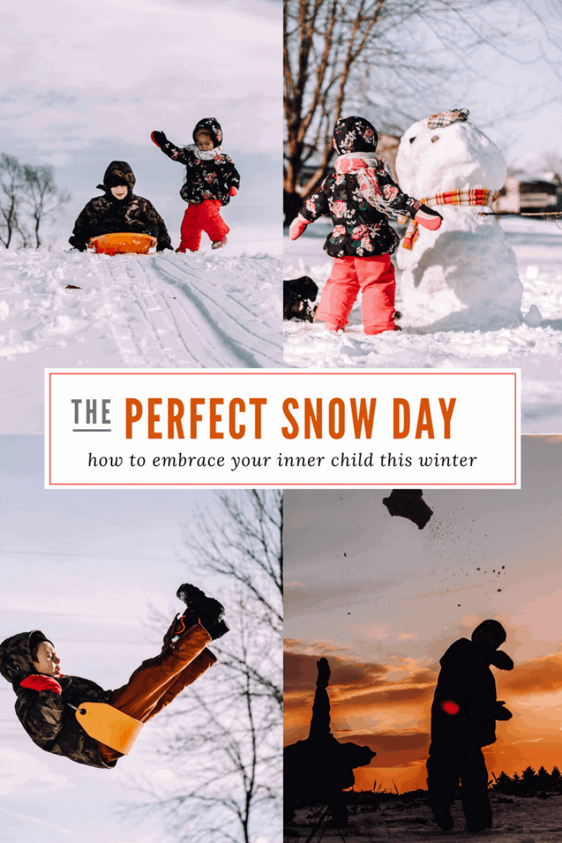 The Perfect Snow Day with Kids