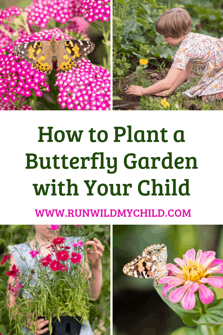How to Plant a Butterfly Garden with Your Child \u2022 RUN WILD
