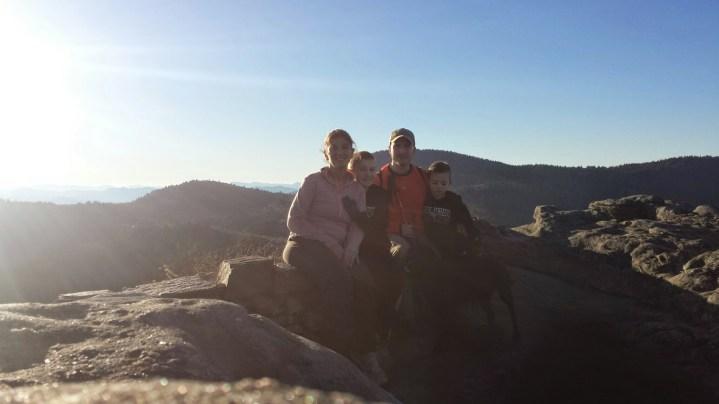 Hiking Trio: Devil's Courthouse, Black Balsam Knob ...