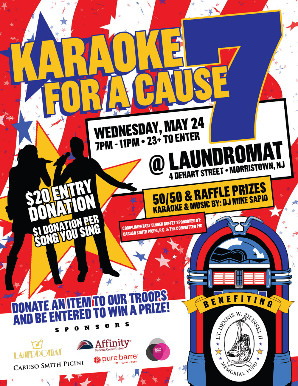 Karaoke for a Cause 7
