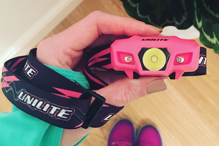 Review: Unilite headtorch