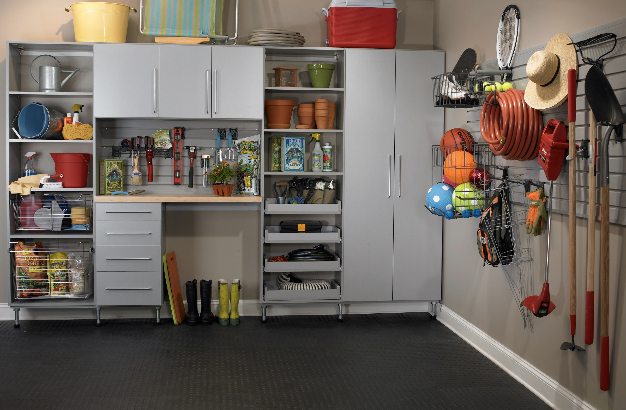 Organize Your Garage with a Fool-Proof 5-Step Plan ... on Organized Garage  id=84839