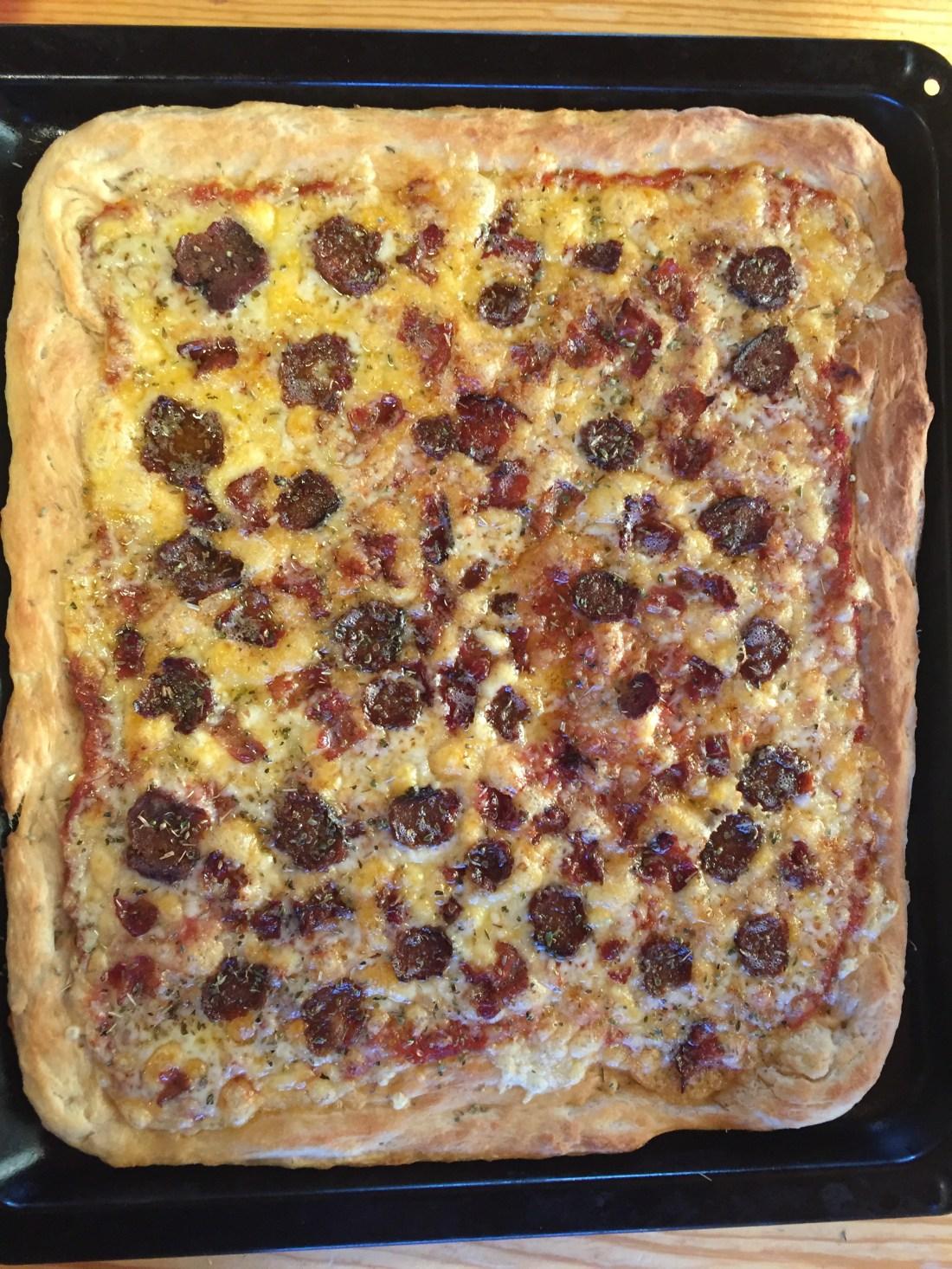 Itsetehty Tomaattikastike Pizzaan