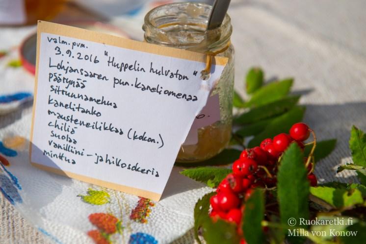 Kekri Lohjansaaressa 2016. Valokuvaaja: Milla von Konow