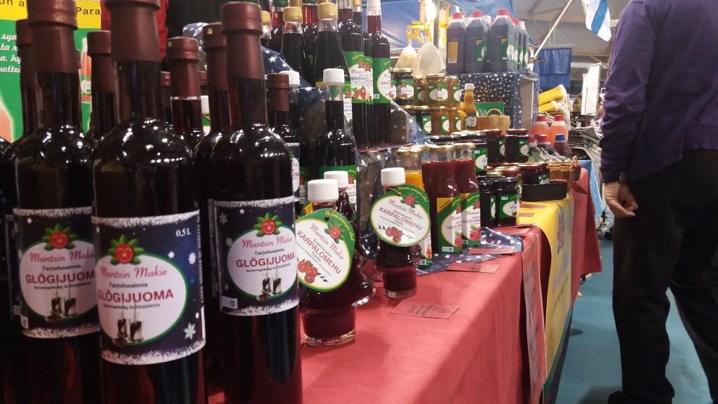 Hammaslahtelainen Mantsin Makie tuottaa ja myy erilaisia marjatuotteita.