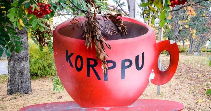 Kahvila Korppu