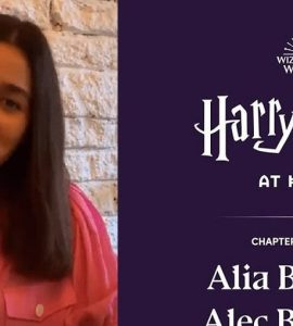 Alia Bhatt reads out Harry Potter And The Philosopher's Stone with Alec Baldwin 12