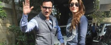 """Kareena Kapoor's """"Saturday Mood"""" With Saif 5"""