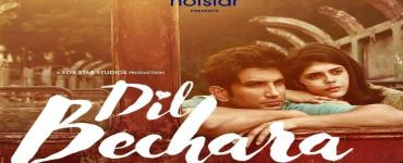 Dil Bechara releasing today: Fans say 'It's going to be magical' 10