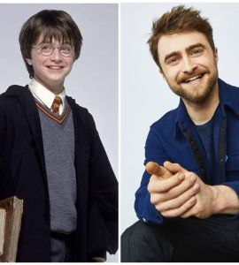 The-boy-who-lived turns 31 today! Did you know that Daniel Radcliffe had almost quit acting before being casted as Harry Potter? 14