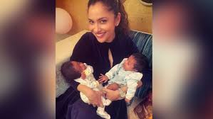 Ankita Lokhande welcomes the adorable twins Abeer and Abeera to the family 1