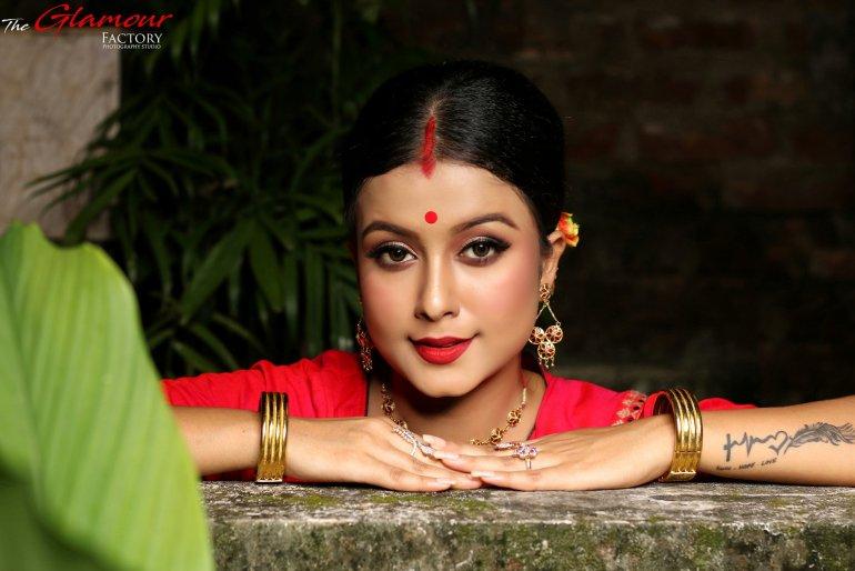 """""""নৃত্য আৰু অভিনয় মোৰ হৃদয়ৰ স্পন্দন""""- নন্দিনী কাশ্যপ 3"""