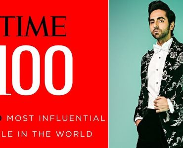 Ayushmann Khurrana only Indian actor on Time's 100 most influential list 3