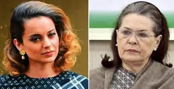 Kangana Ranaut asks Congress President Sonia Gandhi to intervene: Being a woman, aren't you anguished by the treatment I am given? 18