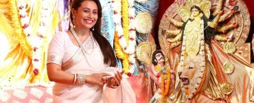 Rani Mukherjee: This Durga Puja, I am missing all our family members coming together 4