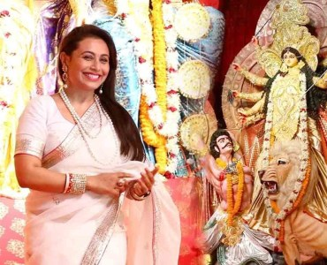 Rani Mukherjee: This Durga Puja, I am missing all our family members coming together 1