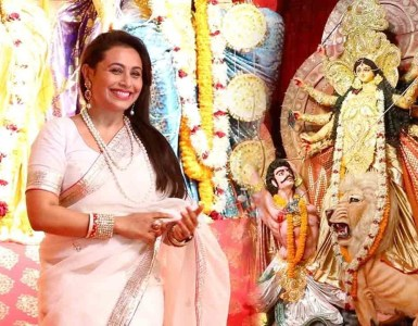 Rani Mukherjee: This Durga Puja, I am missing all our family members coming together 9