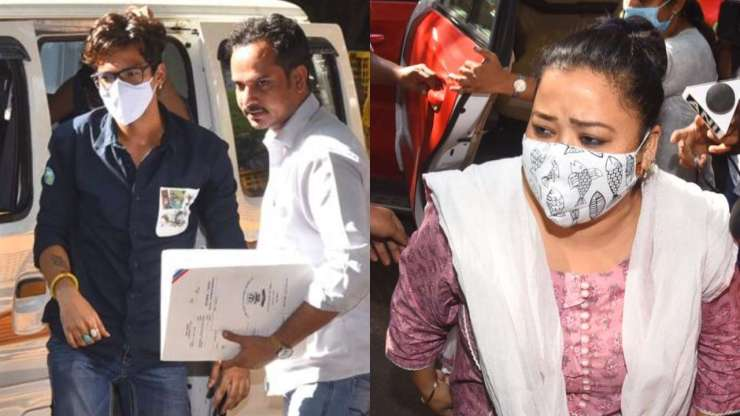 After Comedian Bharti Singh, Husband Also Arrested In Drugs Probe 1