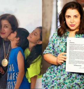 Farah Khan speaks about being an IVF mother at the age of 43 15