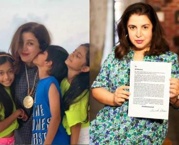 Farah Khan speaks about being an IVF mother at the age of 43 9