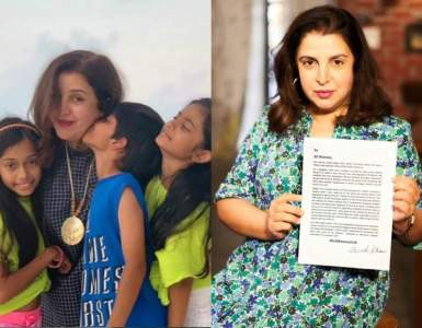 Farah Khan speaks about being an IVF mother at the age of 43 2