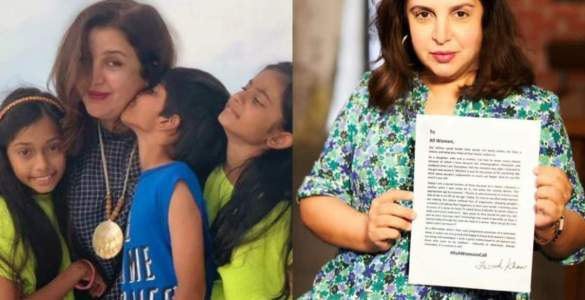 Farah Khan speaks about being an IVF mother at the age of 43 30