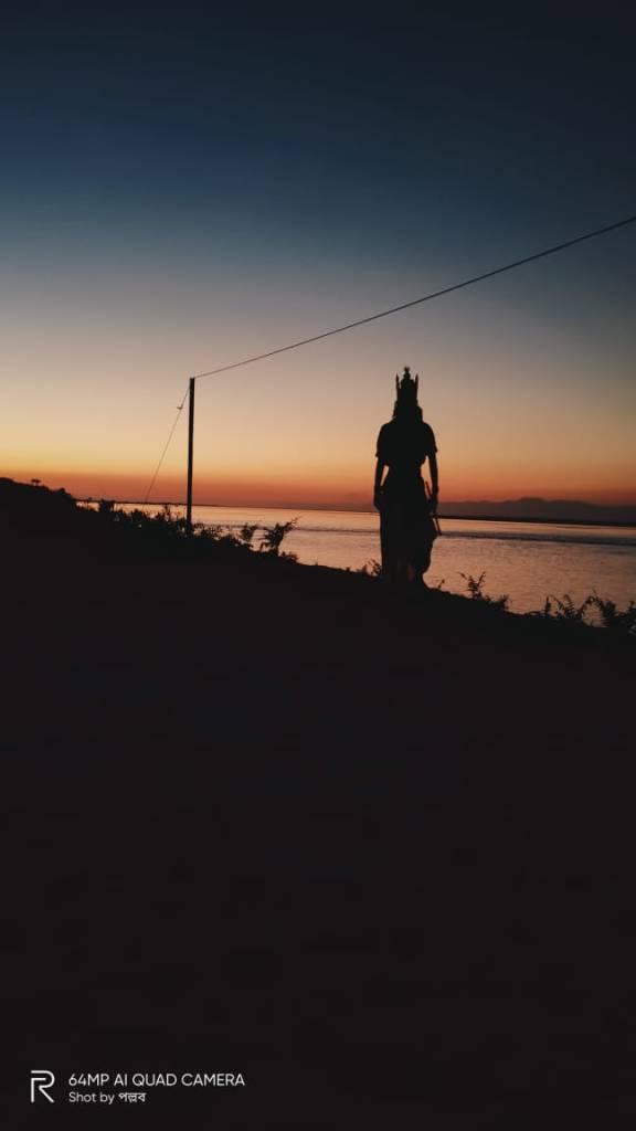 """যোৰহাটৰ একাংশ যুৱকৰ প্ৰচেষ্টাত """"ব্ৰজনন্দন""""- 3"""