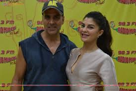 Jacqueline Fernandez reunites with Akshay Kumar for the 4th time in a gangster drama 'Bachchan Pandey' 1
