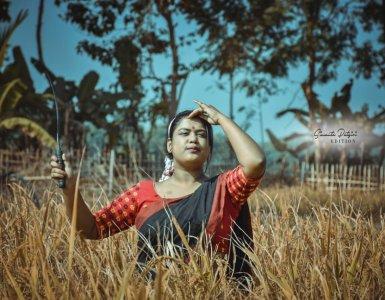 """""""যদিহে কেতিয়াবালৈ ভাল কাম কৰো; ৰাইজে আদৰি ল'ব""""-শিল্পীশিখা তালুকদাৰ 7"""