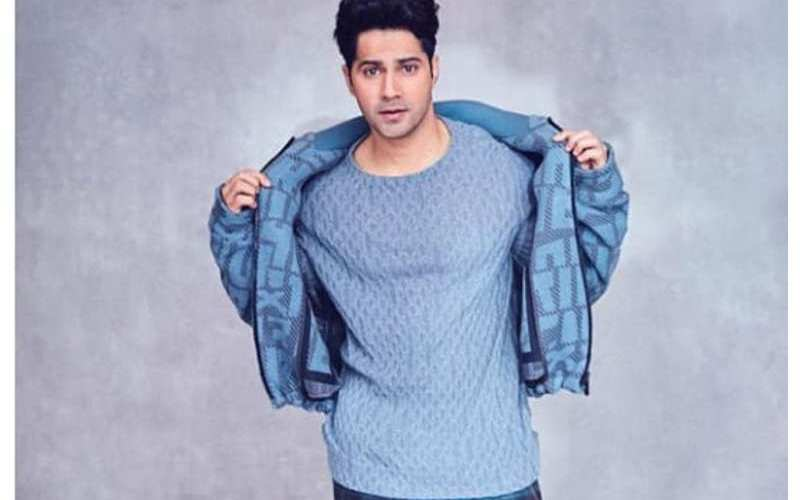 Varun Dhawan shoots for his special appearance in Salman Khan-starrer 'Antim: The Final Truth' 1