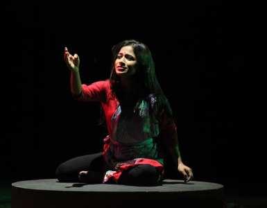 """""""তাৰ পিছতে নাটক কৰিবলৈ ল'লো; এতিয়া ভাবিলে সপোন যেন লাগে।""""- ৰাজশ্ৰী শৰ্মা 8"""
