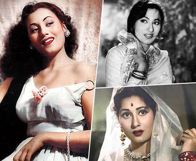 Remembering The Yesteryear's Screen Goddess Madhubala on her birthday 2