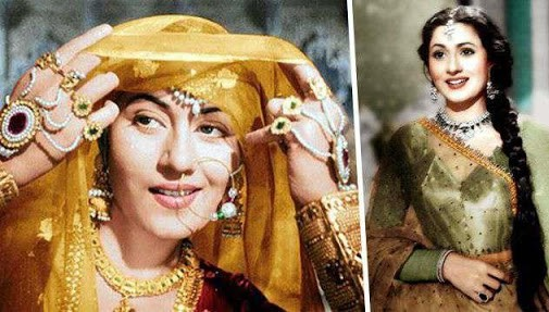 Remembering The Yesteryear's Screen Goddess Madhubala on her birthday 6