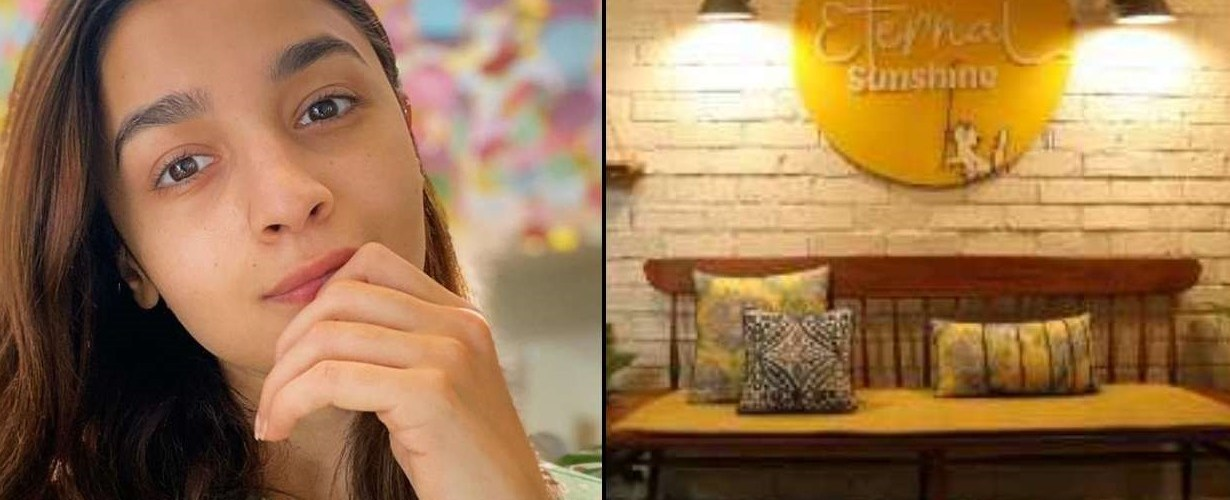 Alia Bhatt launches her production house; names it 'Eternal Sunshine Productions' 1