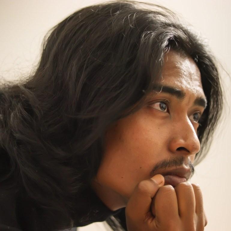 """""""আমি অভিনয়ৰ অনুৰাগীহে।""""- অম্লান দ্বীপ শইকীয়া 3"""